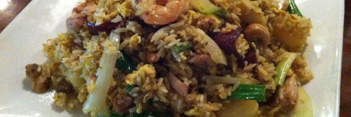 Coconut Bay Pineapple Fried Rice